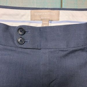 Banana Republic Blue Slacks